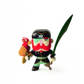 PIRATE SAM PARROT ARTY TOYS