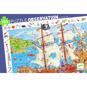 PUZZLE OBSERVATION PIRATE...
