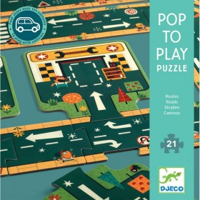 PUZZLE ROUTES POP TO PLAY