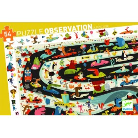 PUZZLE OBSERVATION RALLYE
