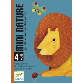 CARTES MINI NATURE