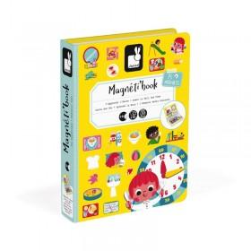 MAGNETI'BOOK L HEURE