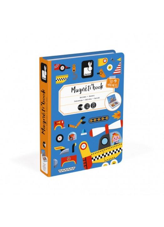 MAGNETI'BOOK BOLIDES -  - Pau d'Ours Cadeaux de naissances
