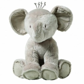 ELEPHANT TAUPE 25CM