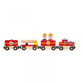 TRAIN POMPIERS