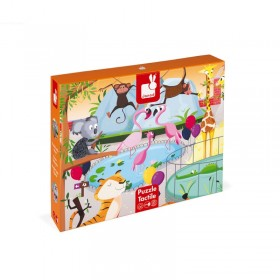 PUZZLE TACTILE ZOO