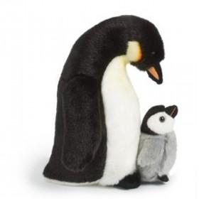 PINGOUIN AVEC BEBE