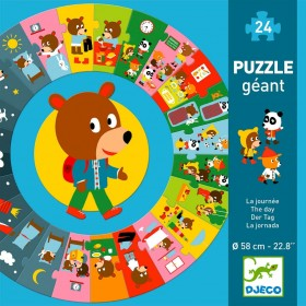 PUZZLE GEANT MA JOURNEE