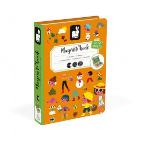 MAGNETI'BOOK 4 SAISONS