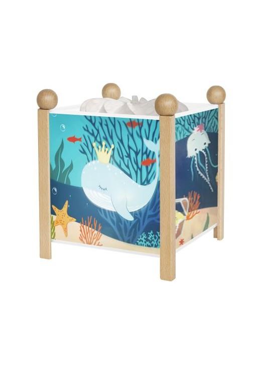 LANTERNE MAGIQUE OCEAN -  - Pau d'Ours Cadeaux de naissances