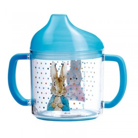 VERRE A BEC PETER RABBIT