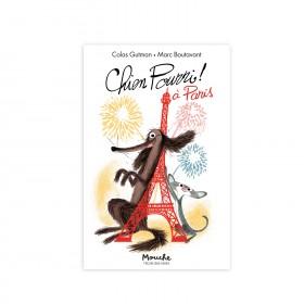 LIVRE CHIEN POURRI A PARIS