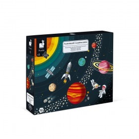 PUZZLE SYSTEME SOLAIRE -...