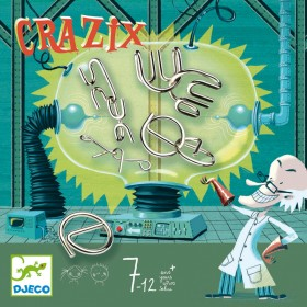 CRAZYX - JEU DE PATIENCE